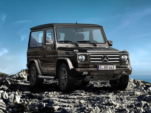 Mercedes Classe G Fourgon