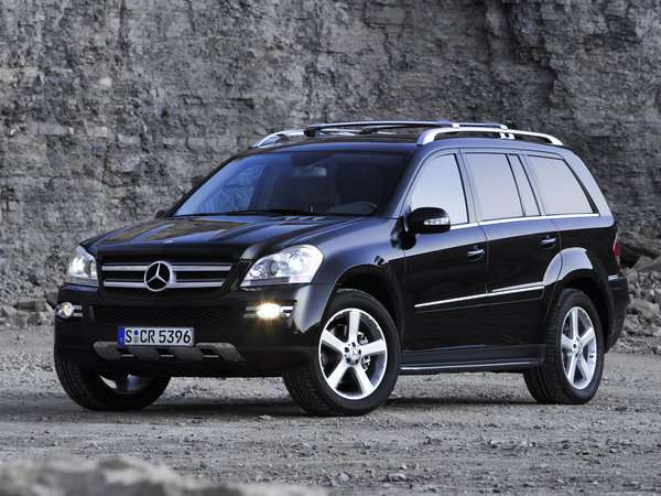 Photo MERCEDES CLASSE GL