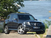 photo de Mercedes Classe Glk