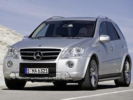 Mercedes Classe M 2 Amg