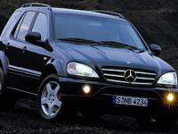 Mercedes Classe M Amg