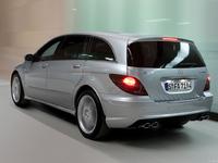 photo de Mercedes Classe R Amg