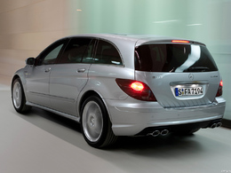 Mercedes Classe R Amg