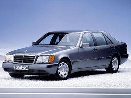 Mercedes Classe S 4
