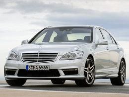 Mercedes Classe S 6 Amg