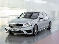 photo de Mercedes Classe S 7 Amg