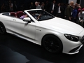 Mercedes Classe S 7 Cabriolet