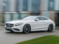 photo de Mercedes Classe S 7 Coupe Amg