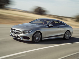 Mercedes Classe S 7 Coupe