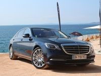 photo de Mercedes Classe S 7
