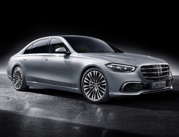 photo de Mercedes Classe S 8