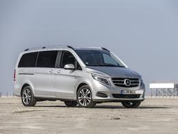 Mercedes Classe V 2 Long