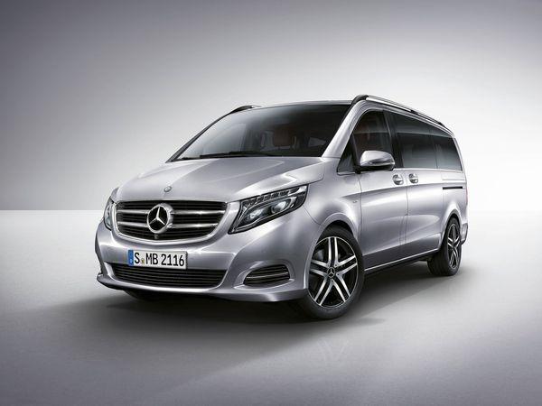 Mercedes Classe V 2