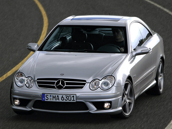 Photo mercedes clk 2008