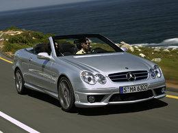 Mercedes Clk 2 Cabriolet Amg