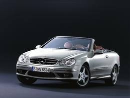 Mercedes Clk 2 Cabriolet