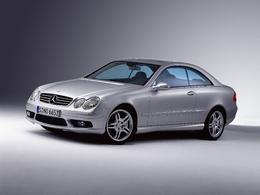 Mercedes Clk 2