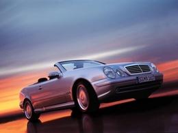 Mercedes Clk Cabriolet Amg