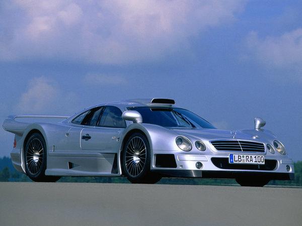 Photo mercedes clk 1998