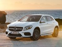 photo de Mercedes Gla Amg