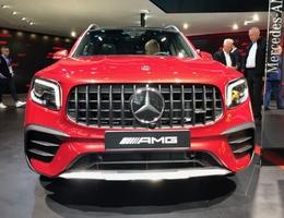 Mercedes Glb Amg