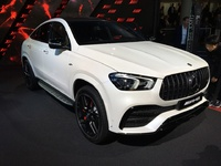 photo de Mercedes Glc Coupe Amg