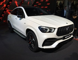 Mercedes Glc Coupe Amg