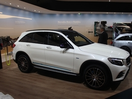 fiche technique mercedes glc 350 e sportline 4matic 2016. Black Bedroom Furniture Sets. Home Design Ideas
