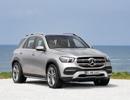 photo de Mercedes Gle 2