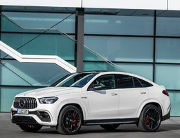 Mercedes Gle Coupe 2 Amg