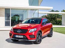 Mercedes Gle Coupe Amg