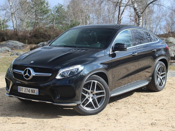 fiche technique mercedes gle coupe 350 d sportline 4matic. Black Bedroom Furniture Sets. Home Design Ideas