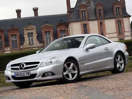 Photo mercedes sl 2004