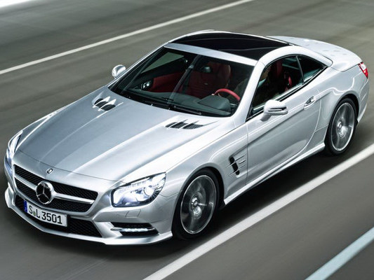 Photo mercedes sl 2018