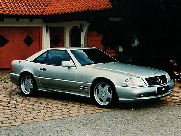 Photo mercedes sl 1996