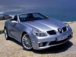 mercedes slk tous les mod les et generations de mercedes slk. Black Bedroom Furniture Sets. Home Design Ideas