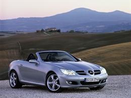 Mercedes Slk 2