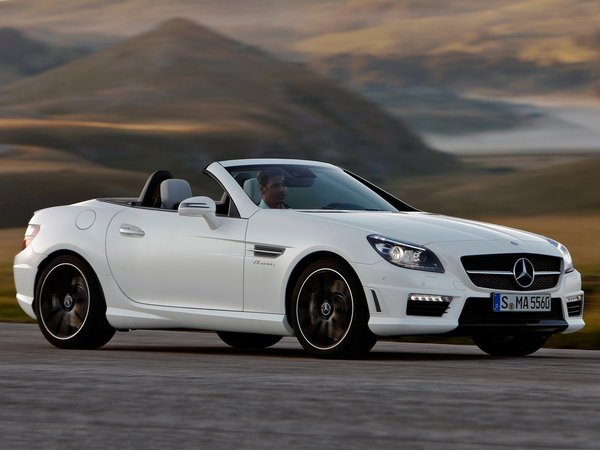 mercedes slk 3 amg essais fiabilit avis photos vid os. Black Bedroom Furniture Sets. Home Design Ideas