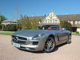 photo de Mercedes Sls Amg Roadster