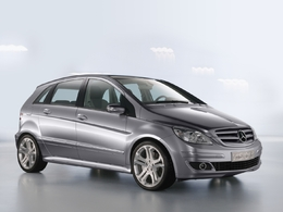 Mercedes Sports Tourer Vision B
