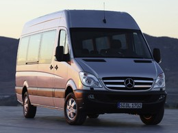 photo de Mercedes Sprinter 2