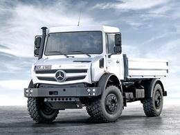 Mercedes Unimog 2