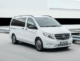 Mercedes Vito 3 Minibus