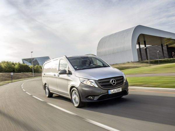 Photo mercedes vito 2019