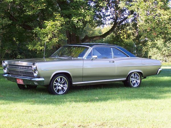 Photo mercury comet