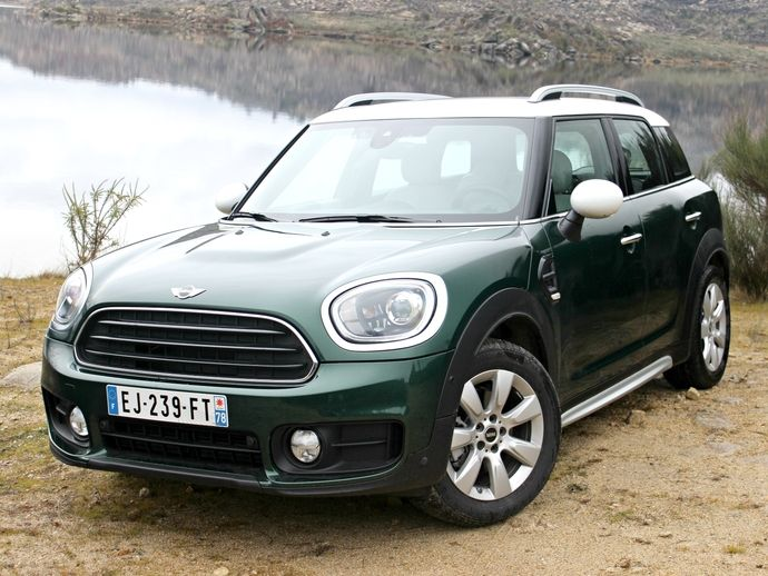 Photo mini countryman 2020