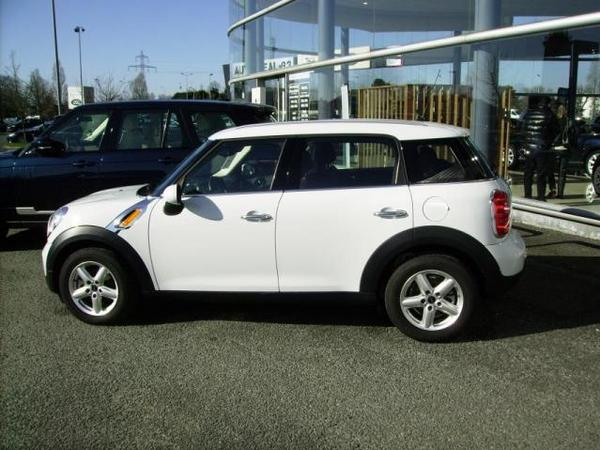 Photo mini countryman 2013