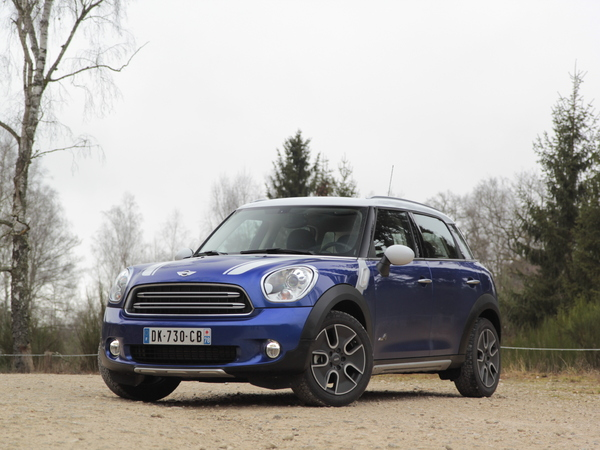 Photo mini countryman 2015