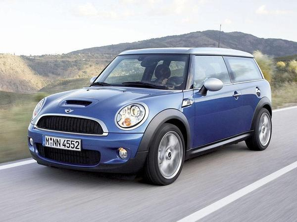 Photo mini mini clubman 2010