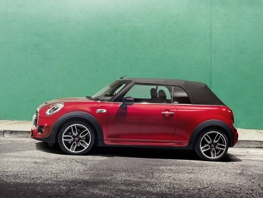 Photo mini mini cabriolet 2016